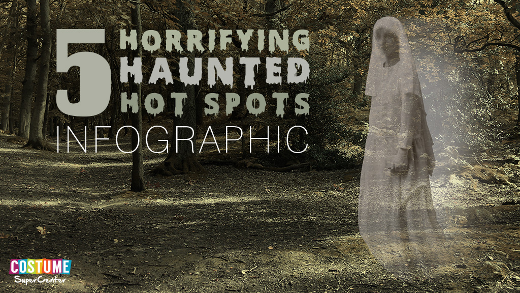 Five Horrifying Haunted Places in the United States